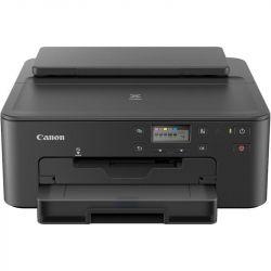 Imprimanta Inkjet color CANON Pixma TS705, A4 Bluetooth, WiFi, LAN, Duplex Da (automat), Tavă coli: 250 coli
