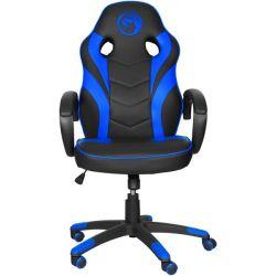 Scaun gaming MARVO CH-301, albastru/negru