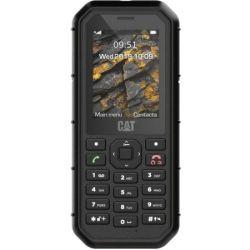 "Telefon CATERPILLAR B26 2.4"" 240x160 pixels, 2G, Dual SIM, 8 MB RAM, stocare 8 MB, Negru, cameră spate 2 MP,"