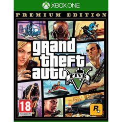 Joc GRAND THEFT AUTO V Premium Edition pentru Xbox One