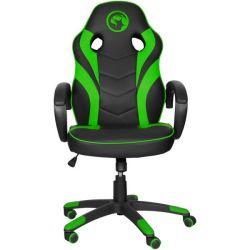 Scaun gaming MARVO Scorpion CH-301, verde/negru