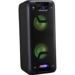 Boxa portabila VORTEX VO2602, 60 W, Bluetooth, USB, FM, negru