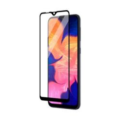 Folie sticla 3D MOBIAMA pentru Samsung Galaxy A10, negru