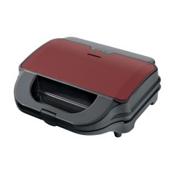 Prazitor de sandwich-uri HEINNER SM-2H900BKS