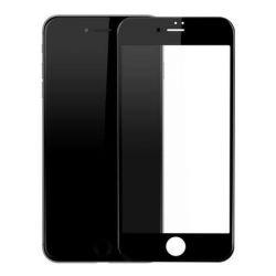 Folie sticla 3D MOBIAMA pentru iPhone 7/8 Plus, negru
