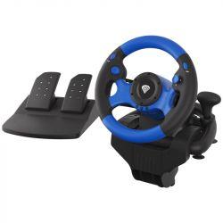 Volan gaming GENESIS Seaborg 350, negru/albastru
