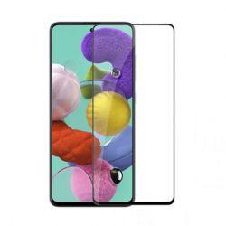 Folie sticla 3D MOBIAMA pentru Samsung Galaxy A71, negru