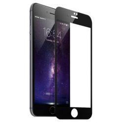 Folie sticla 3D MOBIAMA pentru iPhone 7/8, negru