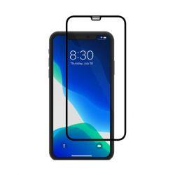 Folie sticla 3D MOBIAMA pentru iPhone XR/11, negru