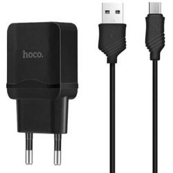 INCARCATOR RETEA HOCO C22A 2.4A MICRO USB