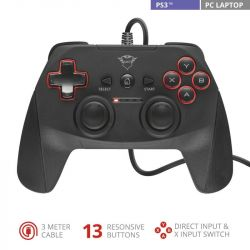 GAMEPAD WIRED TRUST YULA GXT 545