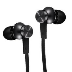 CASTI + MICROFON XIAOMI MI IN-EAR PISTON BASIC BLACK
