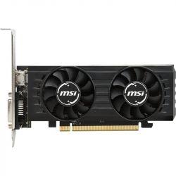 Placa video MSI Radeon RX 550 4GT LP OC