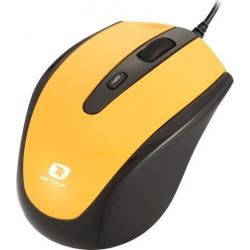 Mouse SERIOUX Pastel 3300 Yellow USB