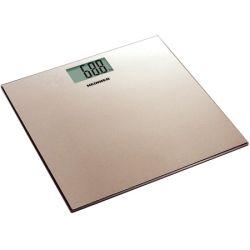 Cantar de persoane HEINNER HBS-180SSGD, 180kg, platforma din inox colorat, 30 x 30 cm, display LCD, baterii 2 x 1.5V AAA, gold