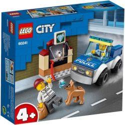 LEGO CITY POLICE Unitate de politie canina 60241