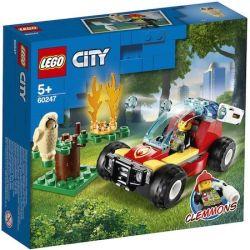 LEGO CITY Incendiu in padure 60247