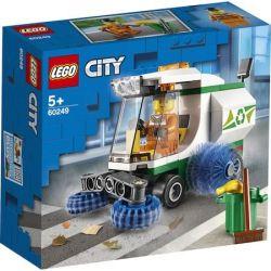 LEGO CITY Masina de maturat strada 60249